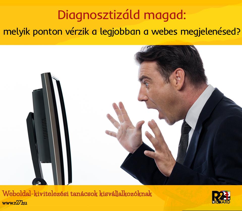 Weboldal hibák - de nem a te hibád