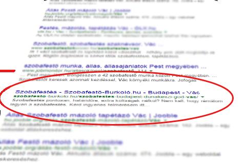 Világítson az oldalad a google találati listán úgy, ahogy Te tervezted meg!