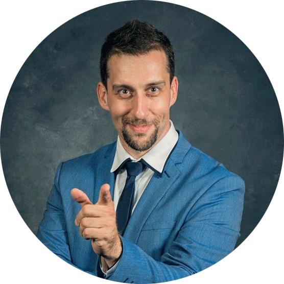 Temesvári Richárd - a profitáló internetes megjelenés szakértője, online marketing diagnoszta